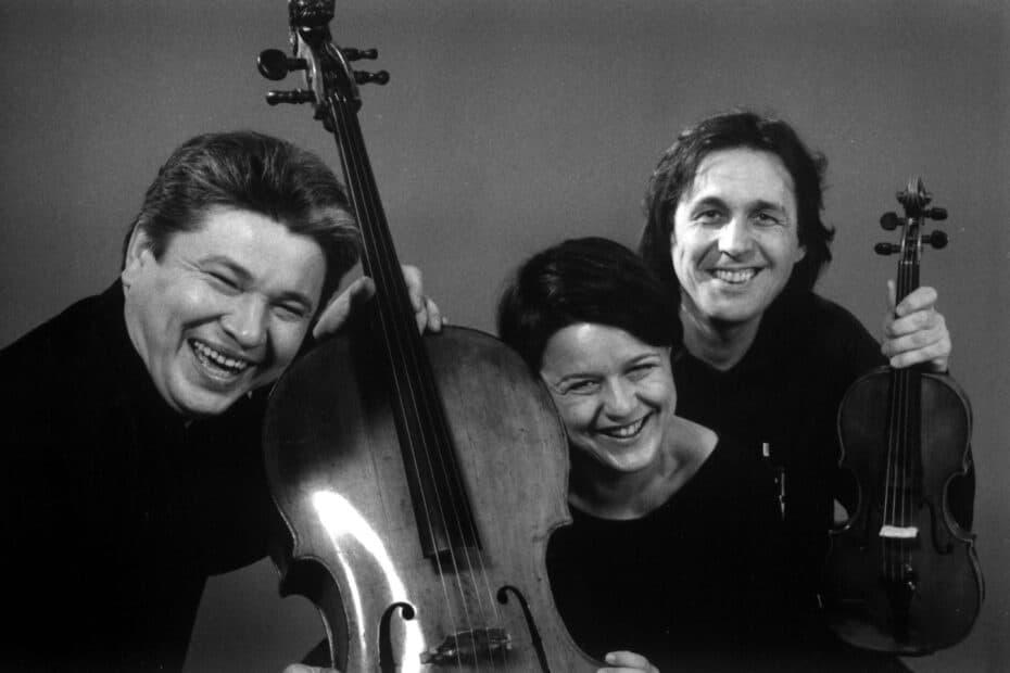 Amael Piano Trio-Damir Hamidullin-Tatjana Ognjanovic-Volodja Balzalorsky
