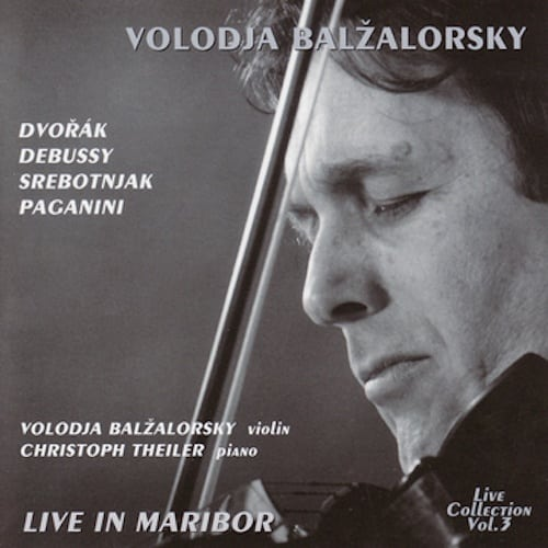 Fanfare Review-Live in Maribor:Live collection of Volodja Balzalorsky