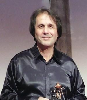 Two Music Awards for Volodja Balzalorsky - Slovenian Violin Virtuoso