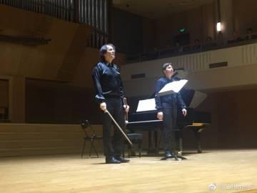 Volodja Balzalorsky-Pewter Caelen DUO: Live at Beijing Concert Hall