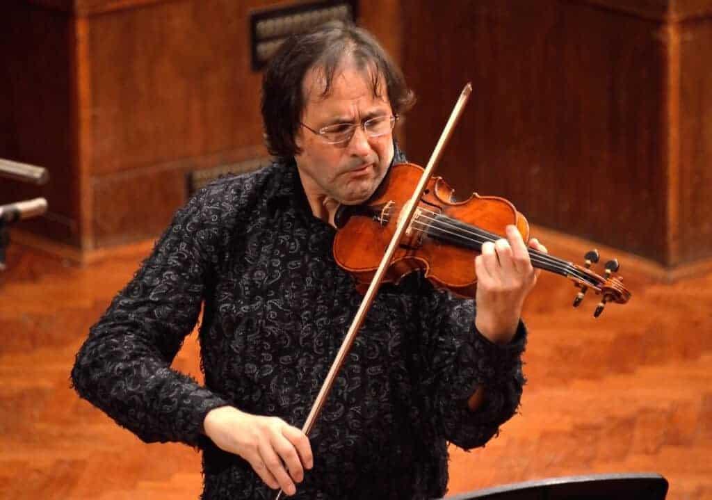 Virtuoso violinist blog: Volodja Balzalorsky