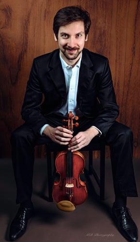 Matej Haas--ViolinistViolinist