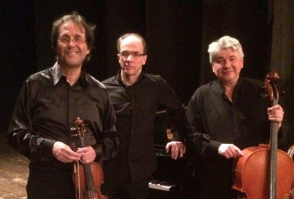A top-notch ensemble-Amael Piano Trio