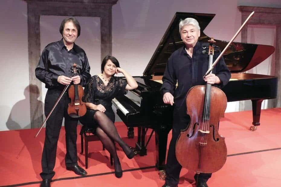 International Acclaim for Amael Piano Trio