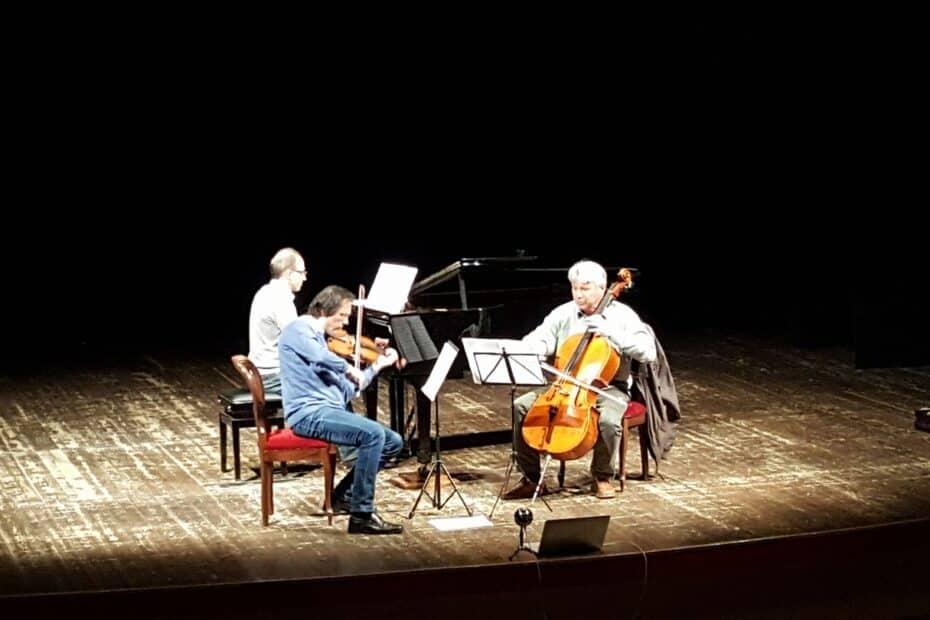 The Music of Europe - Amael Piano Trio